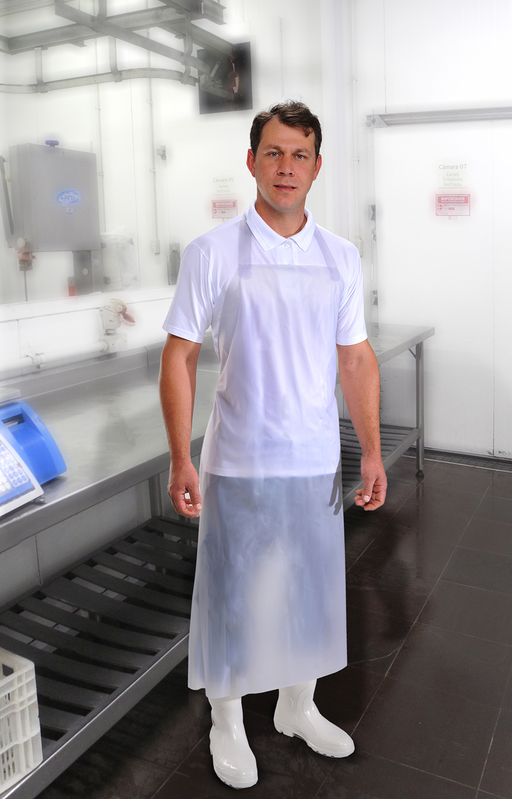 5030 – avental silicone longo